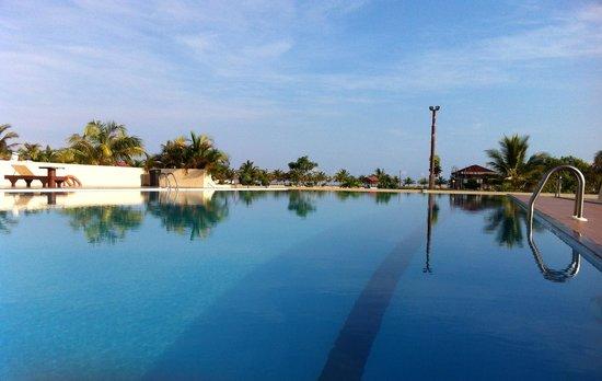 Bintan Sayang Resort : Swimming Pool