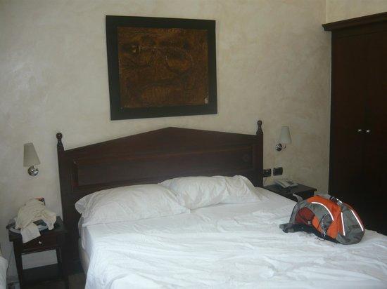 Hotel San Francesco: Zimmer
