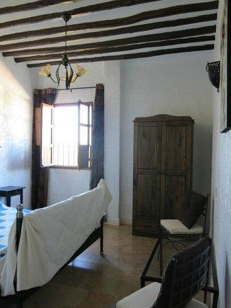 Casa Rural Hoyo Bautista: habitacion