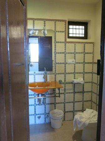 Casa Rural Hoyo Bautista: baño