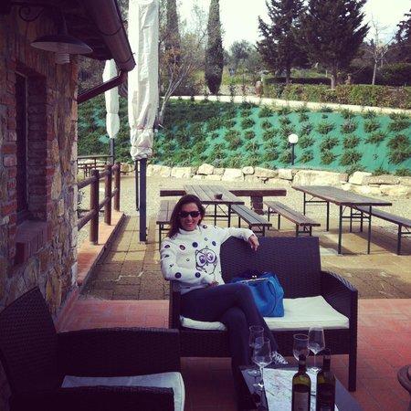 Sant'Agnese Farm, Chianti