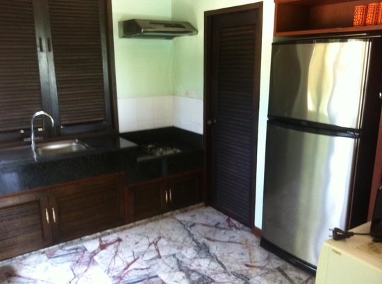 Samui Honey Tara Villa Residence: Your own Kitchen