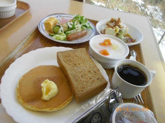 Aomori Winery Hotel: 朝食バイキング