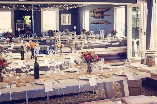 Bramon Wine Estate: One of many weddings at Bramon