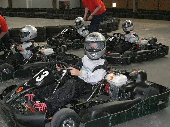 Karting World: Fun had by all!!