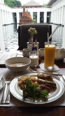 The Sukhothai Bangkok : breakfast