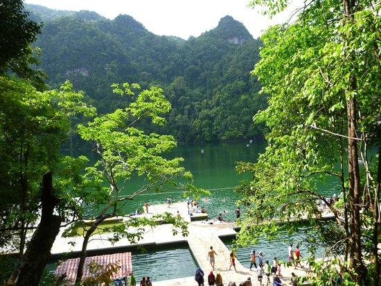 Island Hopping Tour with Ana, Langkawi : Dayang Bunting Island