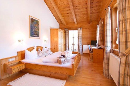 Moor & Mehr - BIO Kur-Hotel Bad Kohlgrub: Bio-Chalet-Doppelzimmer Edelkastanie