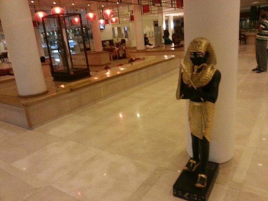 Mercure Cairo Le Sphinx : Lobby