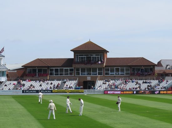The Cooper Associates County Ground: Ground view