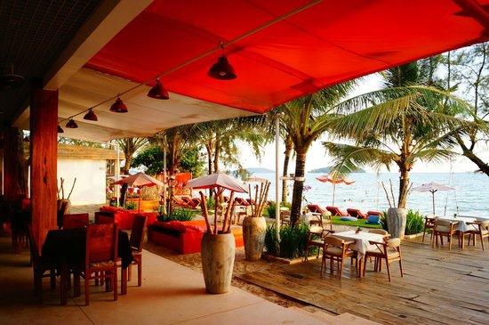 OC Boutique Hotel : OC Beach Club