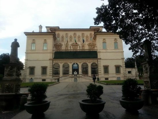 Borghese Gallery: w