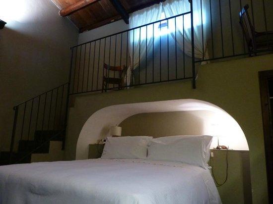 Azienda Agricola Mandranova: Une des chambres du batiment principal