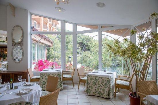 Restaurante El Palasiet: Romanticismo y buen servicio