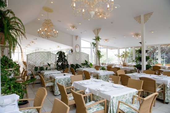 Restaurante El Palasiet: Ambiente íntimo Palasiet