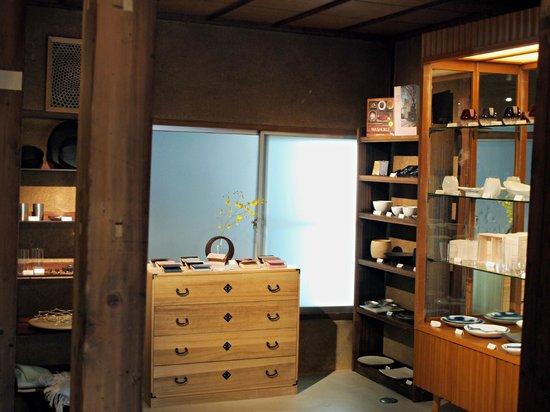Wa Space: Select Shop Back
