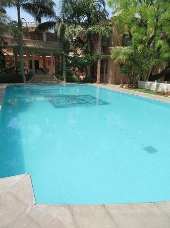 Ranbanka Palace : Pool