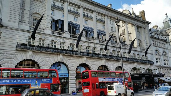 Le Meridien Piccadilly: hotel