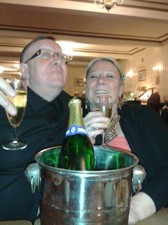 Grand Hotel Scarborough: dining
