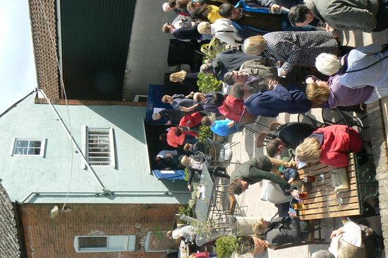 Wivenhoe, UK: Easter Beer Festival