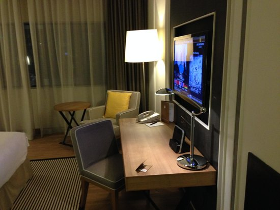 Orchard Hotel Singapore: Delux (Standard) Double
