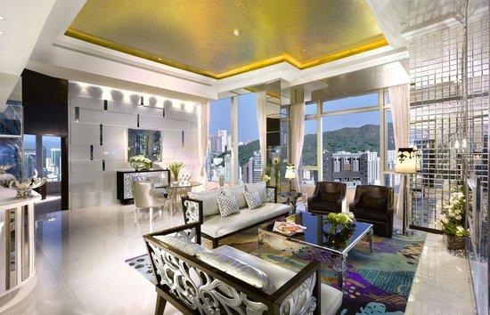 Regal Hongkong Hotel: President Suite