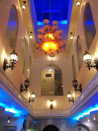 Hashimi Hotel : Lobby
