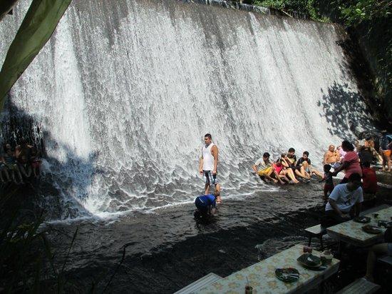 Waterfalls Restaurant Picture Of Villa Escudero Resort