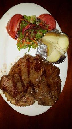 Restaurante Garra-Pata: T bone