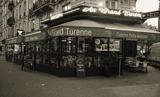 Au Grand Turenne