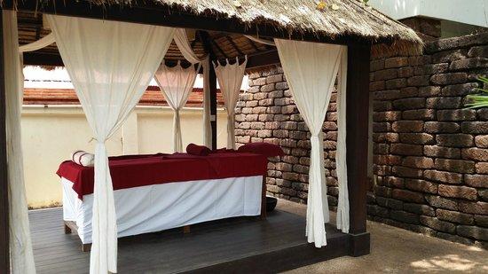 Heritage Suites Hotel: spa