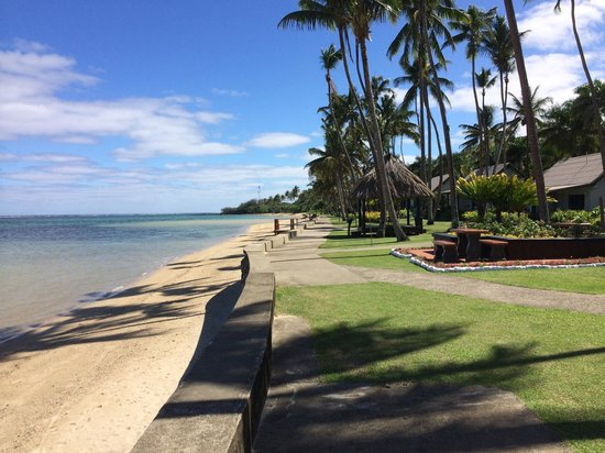 Fiji Hideaway Resort & Spa: Beach Front