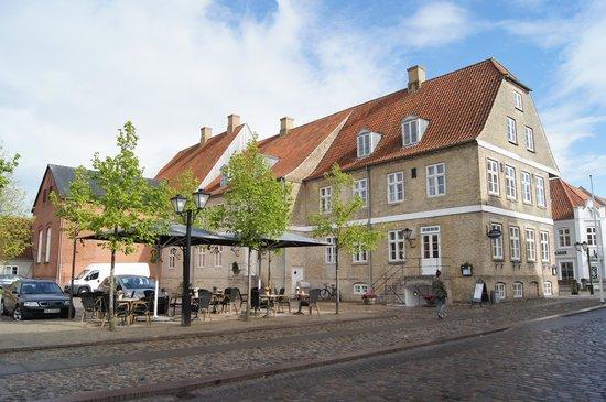 hotel i christiansfeld