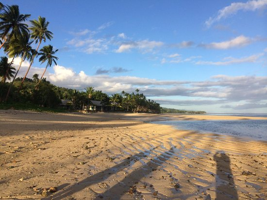 Fiji Hideaway Resort & Spa: Beach