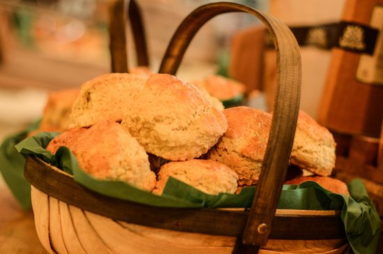 Arboretum Your Home & Garden Heaven : Fresh Scones