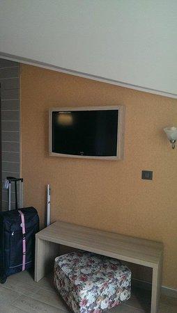 Club Exelsior: living room area