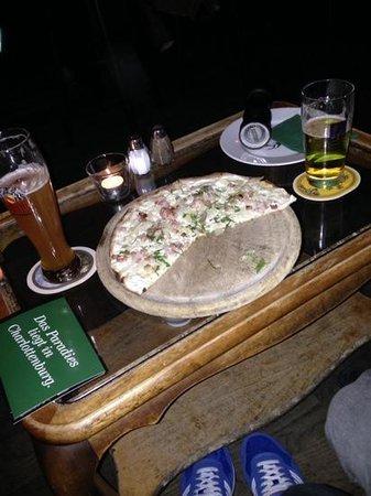 Schwarzwaldstuben: Flamm classique et bières