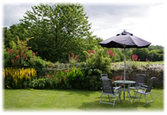 Deanfield Bed & Breakfast: Garden