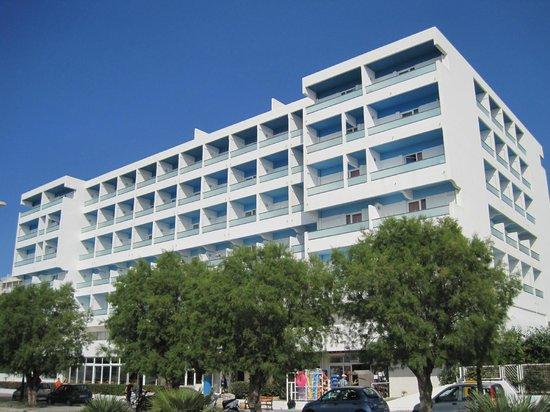 Hotel Rhodos Horizon Resort: Rhodos beach