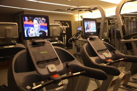 Avantgarde Hotel Taksim Square: Fitness Center