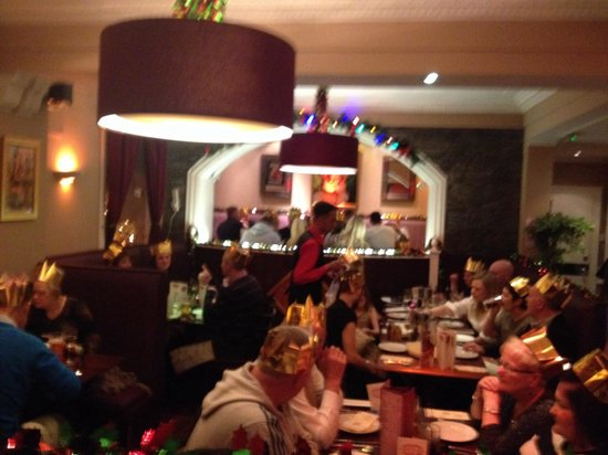 Ashoka - Southside: Best Xmas party