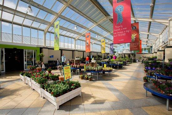 Arboretum Your Home & Garden Heaven: Atrium