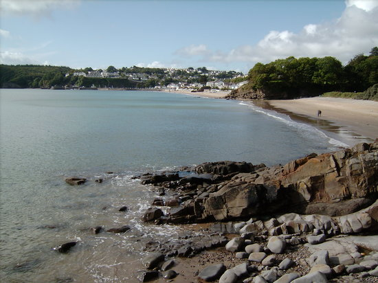 Rosehill Farm Bed and Breakfast: nearby beautiful and uncrowded beaches