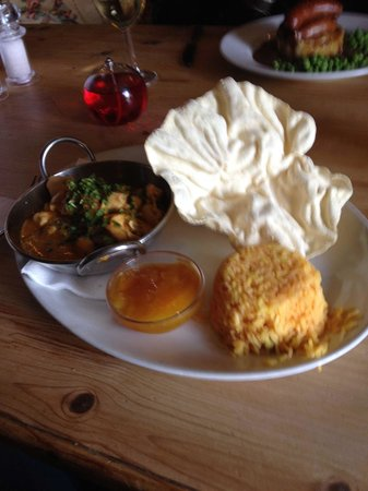 The Natterjack: Curry