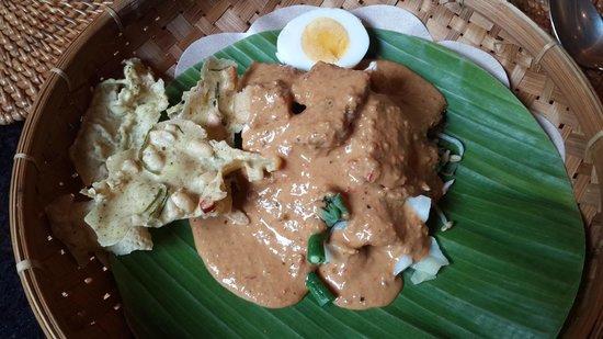 Bumi Surabaya City Resort: Menu sarapan pagi