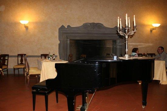 Castello Vicchiomaggio : Pianoforte