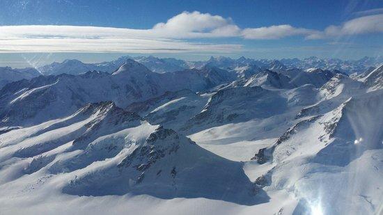 BOHAG Helikopterrundflug: Breathtaking view