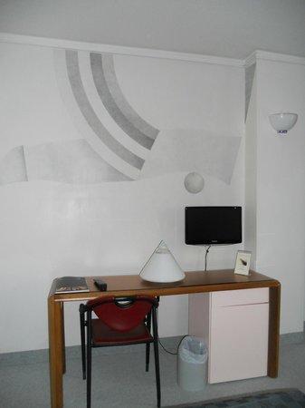 Albornoz Palace Hotel : camera particolare