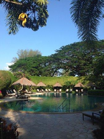 Shangri-La's Rasa Sayang Resort & Spa : Rasa wing pool, paradise
