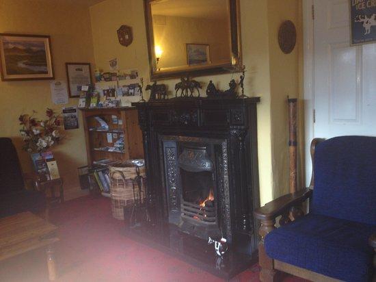 Buttermilk Lodge Guesthouse: sala relax per gli ospiti
